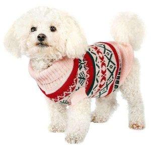 Vintage Norwegian dog sweater