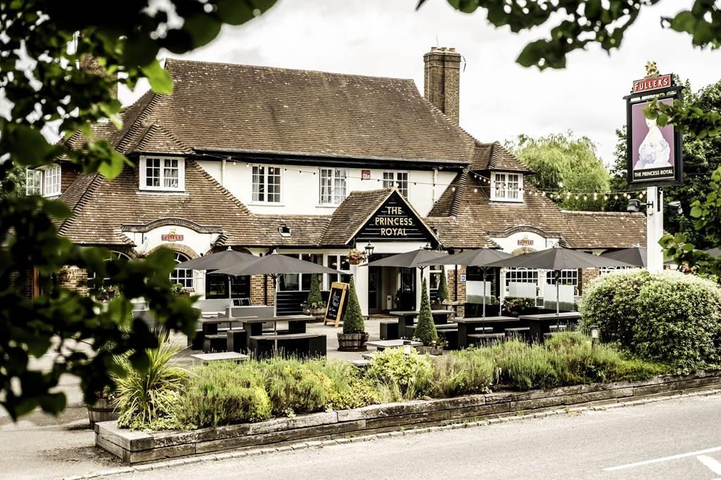 the princess royal pub farnham